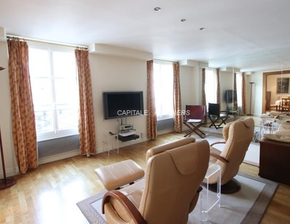 furnished  1 bedroom Apartment PARIS 2